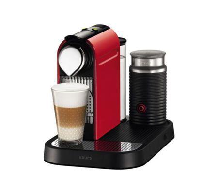 Krups YY1473FD Nespresso Citiz & Milk