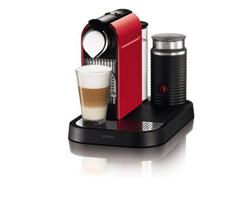 Krups XN 7305 Nespresso New Citiz & Milk