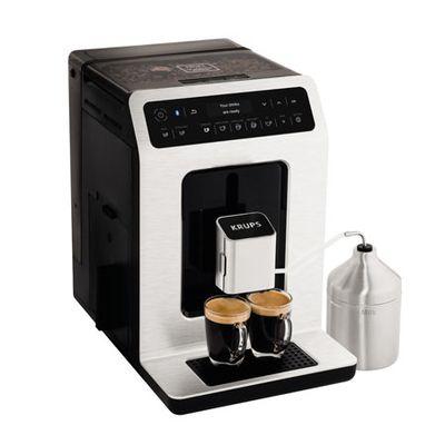 Krups Expresso broyeur Evidence: une machine à café trop limitée