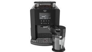 La cafetière Krups Arabica Latte mise sur le système Quattro Force