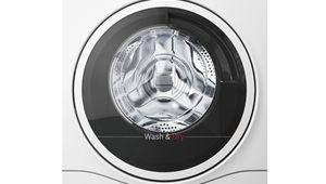 Bosch équipe sa nouvelle lavante-séchante d'un distributeur de lessive