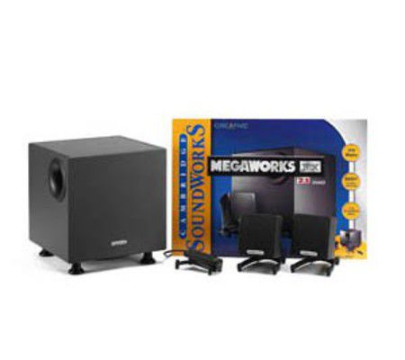 Creative Labs MegaWorks 250D