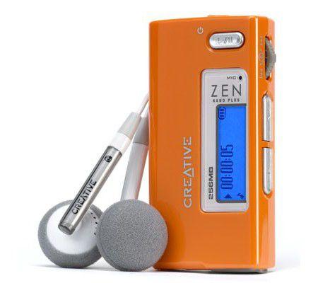 Creative Labs Zen Nano Plus 256 Mo