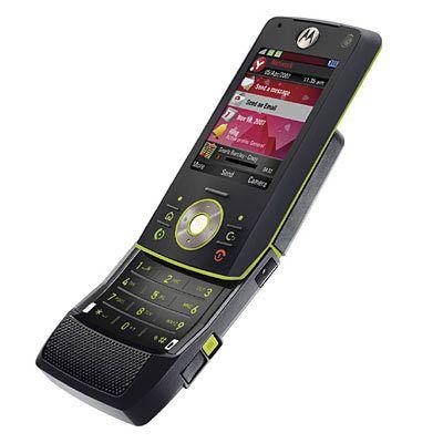 Motorola RIZR Z8 movie edition