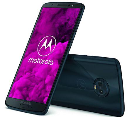 Motorola Moto G6 Test Prix Et Fiche Technique