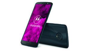 Motorola annonce ses Moto G6 et G6 Play à partir de 199€