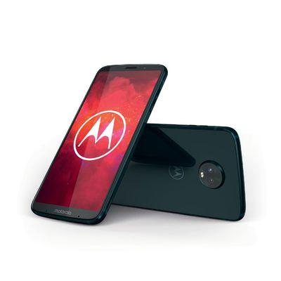 Motorola Moto Z3 Play: le concept commence à s'essouffler