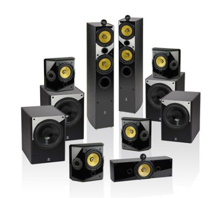 Crystal Acoustics T2-7.4 UL