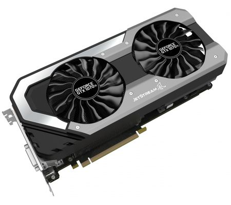 Palit GeForce GTX 1070 Ti Super JetStream