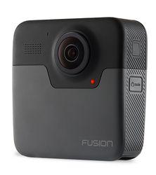 GoPro Fusion: l'action-cam 360° experte qui va faire fondre votre ordinateur