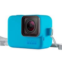 GoPro GoPro Sleeve Plus Longe – Housse et cordon BLEU