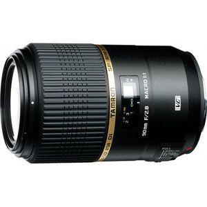 Tamron SP 90 mm f/2.8 Di Macro VC USD