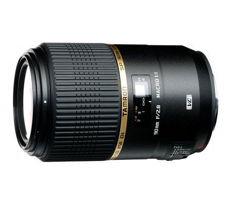 Tamron SP 90 mm f/2.8 Di Macro VC USD