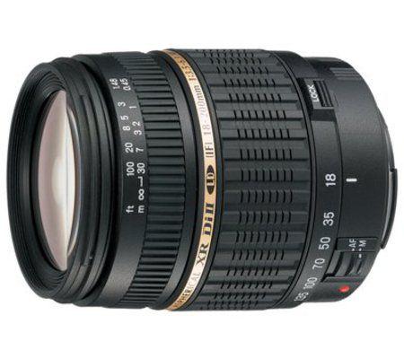Tamron 18-200mm f/3.5-6.3 XR Di II LD