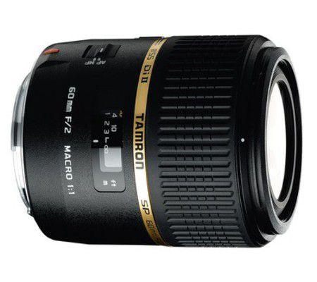 Tamron SP AF 60 mm f/2.0 Di II LD