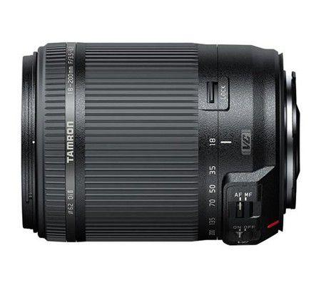 Tamron 18-200 mm f/3,5-6,3 Di II VC - Monture Canon