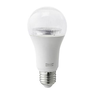 Ikea Trådfri LED E27950 lumen: une ampoule pas vraiment éblouissante
