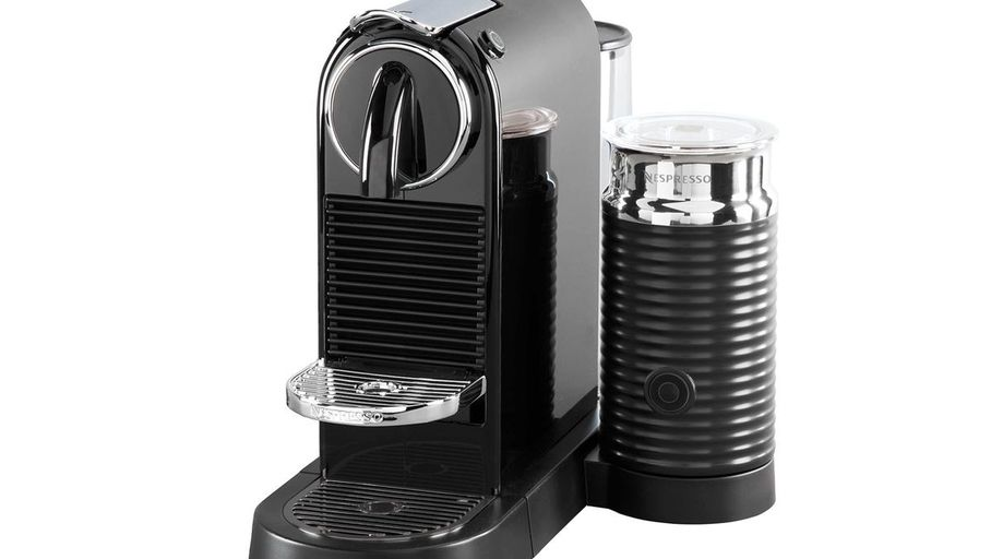 Soldes 2018 Nespresso Citiz Milk à 15330 Les Numériques