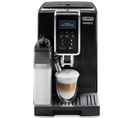 delonghi dinamica test complet cafeti re automatique avec broyeur les num riques. Black Bedroom Furniture Sets. Home Design Ideas