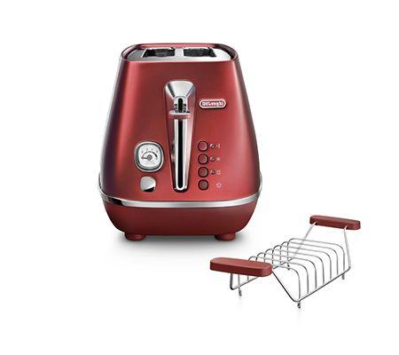 Delonghi Toaster Distinta Flair CTI103.R