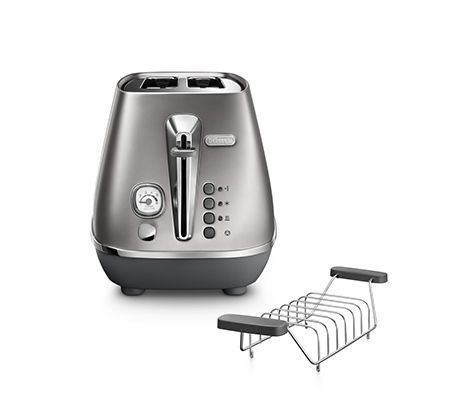 Delonghi Toaster Distinta Flair CTI201.S