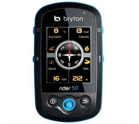 Bryton Rider 50