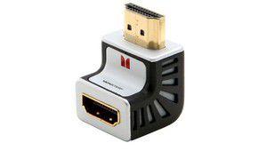 Soldes : un adaptateur HDMI F/F coudé, signé Monster