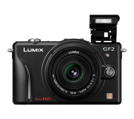 Panasonic Lumix GF2 + 14 mm