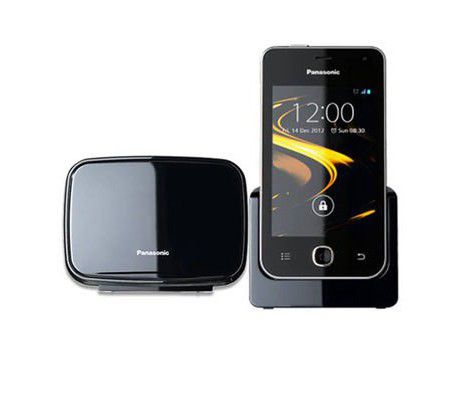 panasonic kx prx120 test complet t l phone fixe les num riques. Black Bedroom Furniture Sets. Home Design Ideas