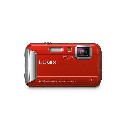 Panasonic Lumix FT30: un APN compact baroudeur dépassé
