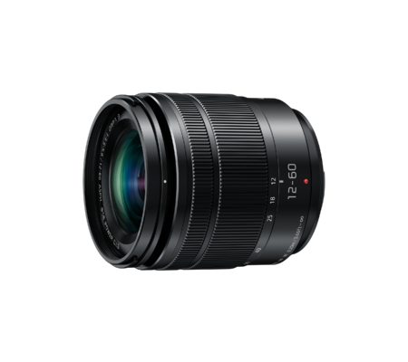 Panasonic Lumix G Vario 12-60 mm F3,5-5,6 ASPH Power O.I.S.