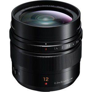 Panasonic Leica DG Summilux 12 mm f/1.4 ASPH.