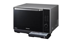 Panasonic équipe le four micro-ondes NN-DS596M de fonctions vapeur