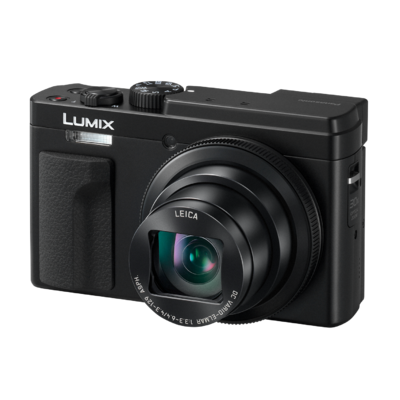 Panasonic Lumix TZ95: ergonomie, 4K, selfies...