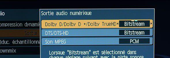 BD60 audio