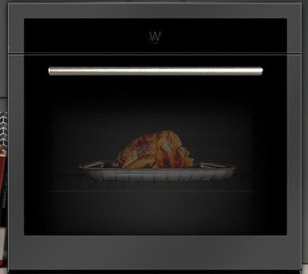 Whirlpool Connected Hub Wall Oven