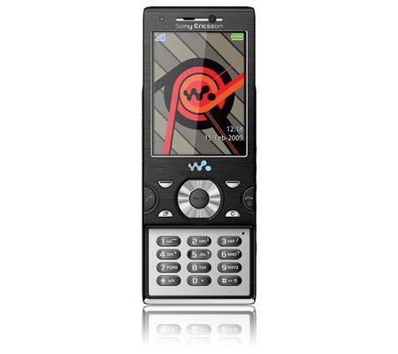 Sony Ericsson W995