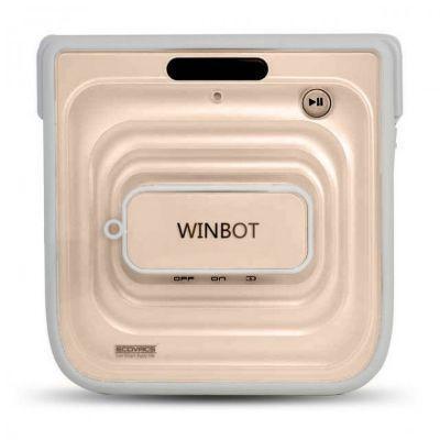 Ecovacs Winbot 710, un robot laveur de vitres