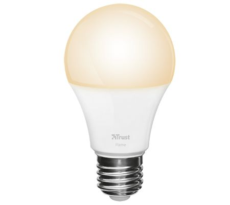 Trust Smart Dimmable Led Bulbe Flame Light Zled-2209