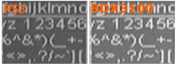 Bdx3100 576p