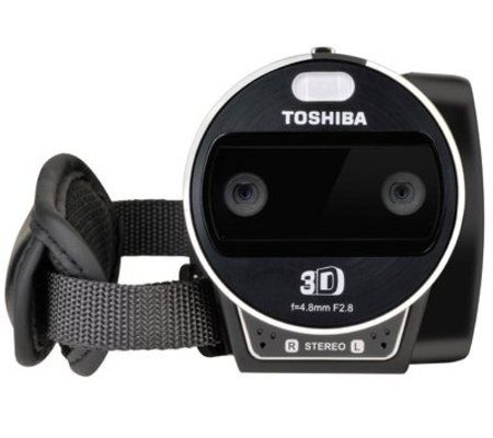 Toshiba 3D Camileo Z100