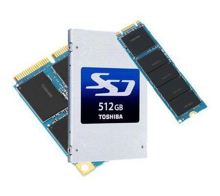 Toshiba HG6 256 Go