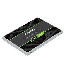 Toshiba TR200480 Go: un SSD qui vise le bon rapport qualité/prix