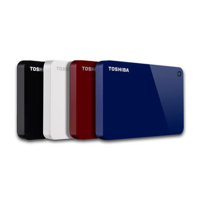 Toshiba Canvio Advance: un disque dur externe où