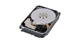Toshiba commercialise un disque dur de 16To