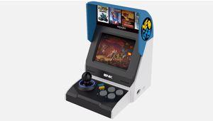 E32018 – La Neo Geo Mini présentée en détail