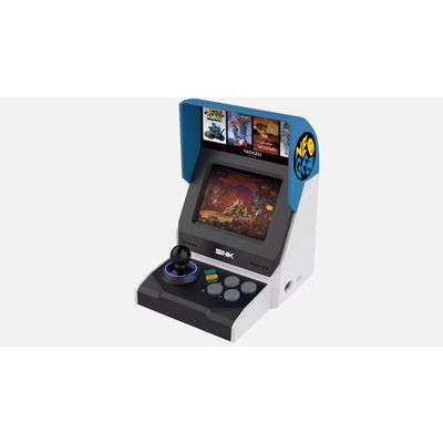 Neo Geo Mini: la rolls des consoles désormais accessible à tous