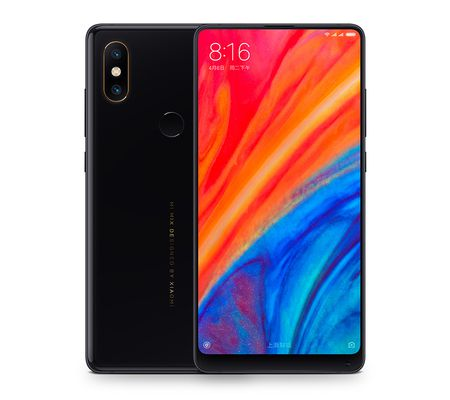 f19083f3e2bc Xiaomi Mi Mix 2S   test