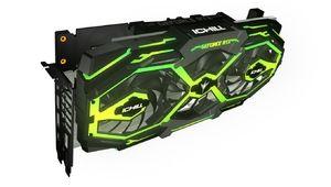Inno3D GeForce RTX 2070/2080/Ti iChill Frostbite: maximum Led