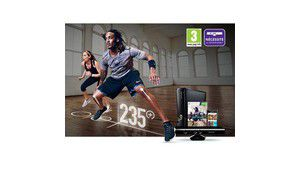 Test : Nike+ Kinect Training, ça c'est du sport !